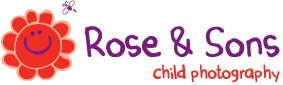 Rose & Sons Child Photography logo