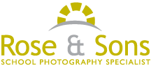 Rose & Sons School Photography Specialist logo